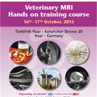 Veterinary MRI Hands-on Training Course  Date Announced