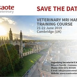 Veterinary MRI Hands on Training Course