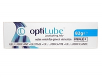 OptiLube Sterile Lubricating Jelly 12 x 82g Sachets